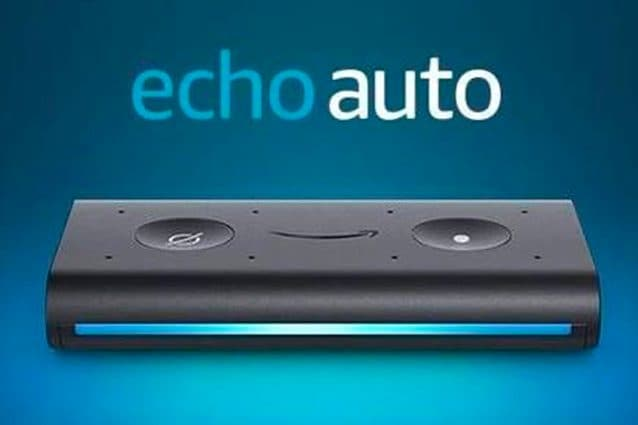 Amazon echo auto offerta rate smart speaker sconto