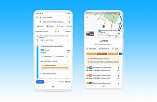 Google Maps ti dirà se rischi il contagio sui mezzi pubblici