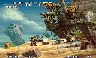 Metal Slug sta tornando su console e smartphone con due nuovi giochi