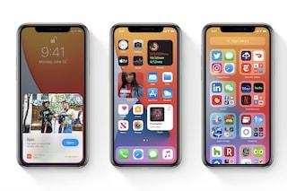 iOS 14 è disponibile, ecco come scaricarlo e aggionare iPhone alla nuova versione