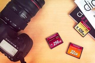 Migliori schede Compact Flash del 2020