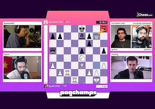 L'ultima moda su Twitch sono gli scacchi