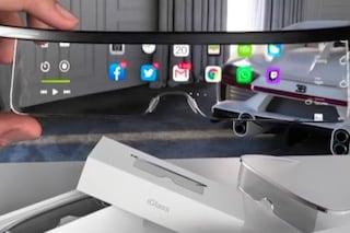 Ecco come gli occhiali smart di Apple potrebbero sostituire l'iPhone con la realtà aumetata