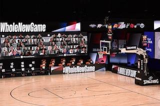 NBA e baseball useranno un pubblico virtuale per riempire gli stadi