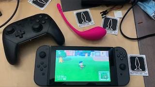 Uno sviluppatore ha collegato Animal Crossing a un sex toy per farlo vibrare durante il gioco