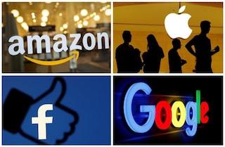 """Inizia il processo ai 4 colossi tech davanti al Congresso USA, Zuckerberg: """"In Cina valori diversi"""""""