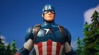 Su Fortnite è arrivato il costume di Captain America: come averlo e quanto costa