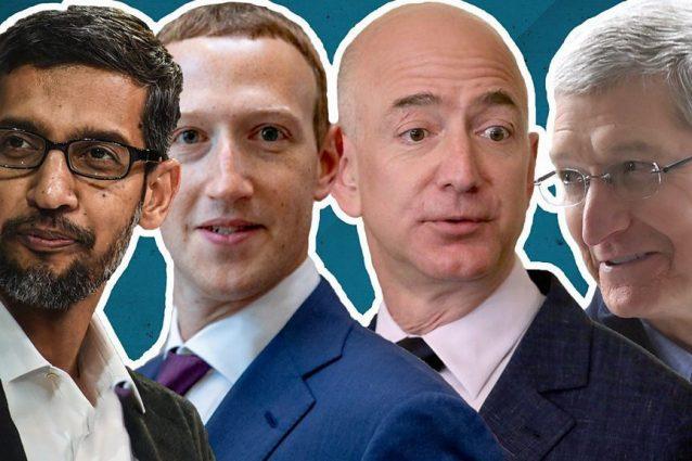"""""""Alcune aziende vanno spezzate"""": il Congresso USA non risparmia i quattro colossi tech"""