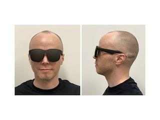 Facebook sta lavorando su un visore VR sottile come un paio di occhiali da sole
