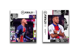 La copertina di FIFA 21 è brutta (e non piace al web)