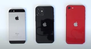 Quanto sarà grande l'iPhone 12
