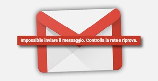 Gmail down, per molti utenti è impossibile caricare gli allegati nel servizio di posta