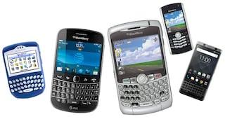 I 5 Blackberry storici che ti faranno rimpiangere una tastiera fisica
