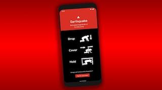 Google userà il tuo telefono Android come sismografo contro i terremoti