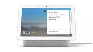Le videochiamate di Zoom arrivano sugli smart display di Google, Amazon e Facebook