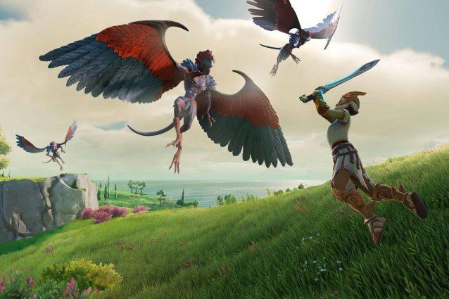 Immortals Fenyx Rising nasce dalle ceneri di Gods & Monsters. Trailer e info