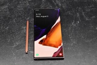 """Il Galaxy Note 20 Ultra 5G è """"grande"""" sotto molti aspetti (anche nel prezzo): la recensione"""