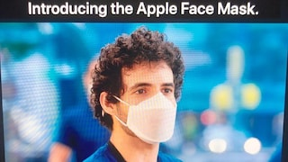 Apple ha creato delle mascherine anti Covid (ma non le puoi comprare)