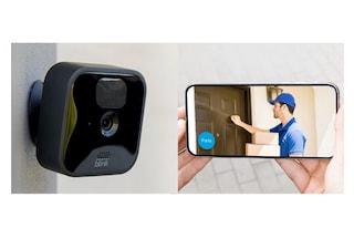 Amazon Blink Outodoor: la nuova generazione della videocamera di sorveglianza