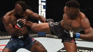 Un lottatore dell'UFC ha messo ko l'avversario con una mossa del videogioco Tekken