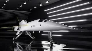 Ecco il prototipo dell'aereo supersonico che farà Milano-New York in tre ore e un quarto