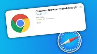 Come impostare Chrome come browser predefinito in iOS 14