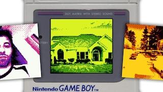 Questo sito ti fa scattare fotografie come se fossero uscite da un Game Boy