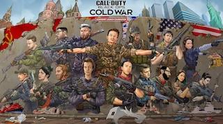 Com'è andato il primo torneo europeo di Call of Duty Cold War (che abbiamo vinto)