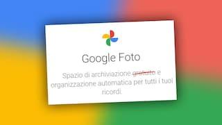 Da giugno Google Foto cambia le regole sulle immagini caricate: quanto dovrai pagare