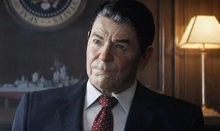 Ronald Reagan era tutto tranne che l'impeccabile leader dipinto in Call of Duty Cold War