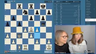 La regina degli scacchi ha acceso la passione per il gioco su Twitch: le giocatrici più interessanti