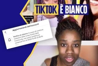 TikTok ha censurato il video (e il profilo) di una ragazza nera: denunciava il razzismo sul social