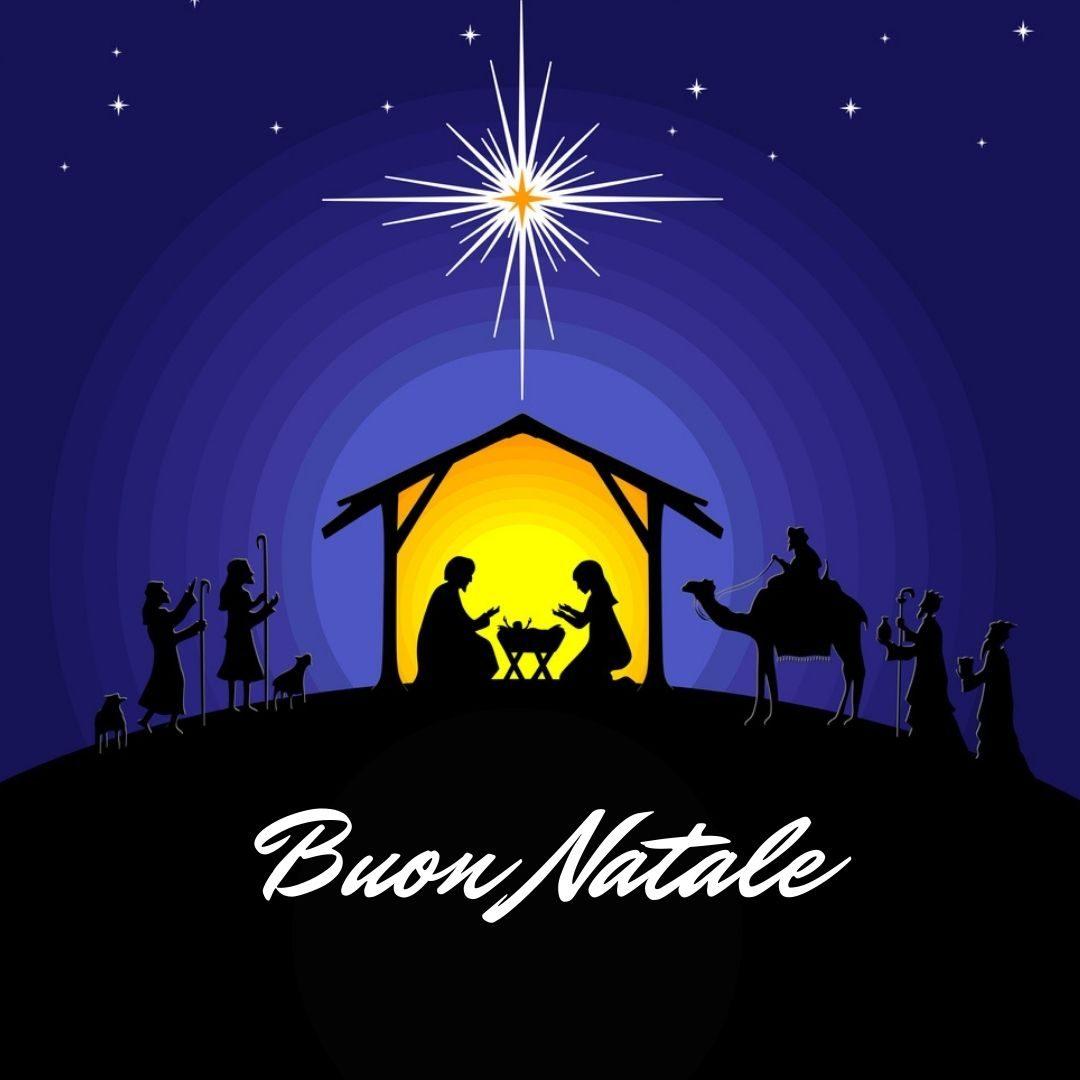 Immagini Auguri Di Natale Religiosi.Auguri Di Buon Natale 2020 Su Whatsapp 20 Immagini Bellissime Da Scaricare Gratis