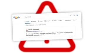 Google ha rilevato il terremoto a Milano usando gli smartphone come sismografi