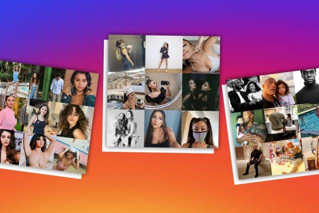 Come creare la tua Best Nine 2020 su Instagram con le foto più apprezzate dell'anno