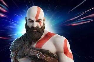Kratos e Master Chief potrebbero arrivare su Fortnite