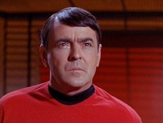 Le ceneri di Scotty di Star Trek riposano nella Stazione Spaziale Internazionale da anni