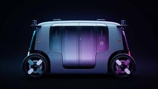 Ecco l'auto elettrica di Amazon: non ha volante ma solo passeggeri