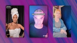 """I'm an accountant"", da dove viene l'audio virale di TikTok"