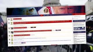 """Su quali piattaforme """"alternative"""" i protestanti hanno progettato l'attacco al Congresso USA"""