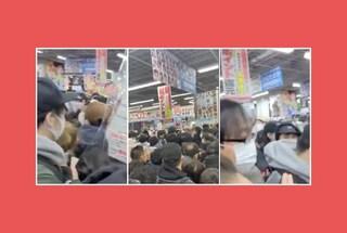 A Tokyo arrivano nuove scorte di PlayStation 5: oltre 300 persone hanno invaso un negozio