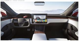 Ora puoi giocare a Cyberpunk 2077 anche su una Tesla