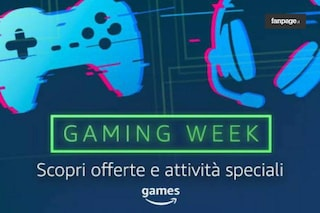 Amazon Gaming Week: sconti e offerte su giochi, console e accessori