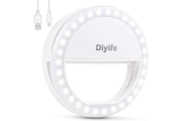ring light portatile
