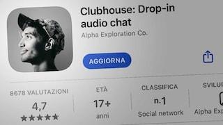 Chi è la persona nella nuova icona di Clubhouse