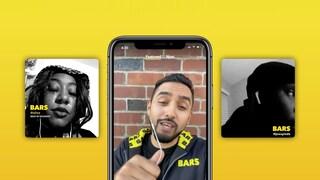 Bars, l'app di Facebook per far rappare anche tua zia