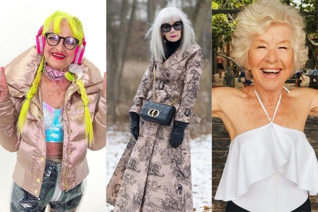 Le influencer Helen Ruth Elam, Lyn Slater e Joan MacDonald (Foto: Instagram)