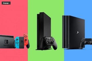 PS4, Xbox One o Nintendo Switch: il confronto e quale console scegliere nel 2021