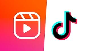 Instagram nasconderà i tuoi tiktok: i video della sezione Reel devono essere originali