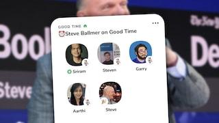 L'ex CEO di Microsoft Steve Ballmer è arrivato su Clubhouse (intervistato dalla vasca da bagno)